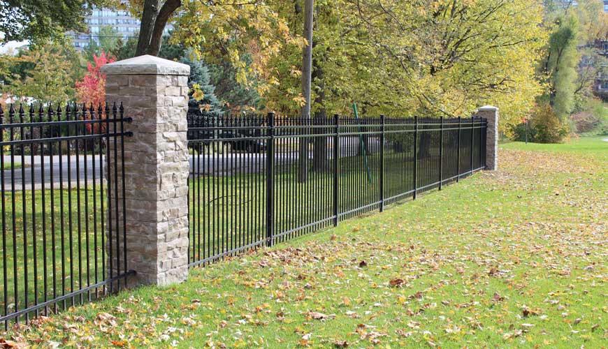Verti Fence Sound Attenuation Fences Islington Golf